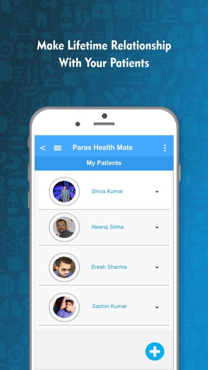 Paras HM Doctor screenshot-5