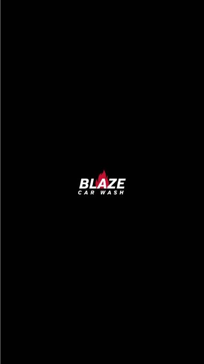 Blaze Car Wash