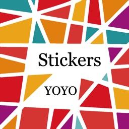 YOYO Stickers