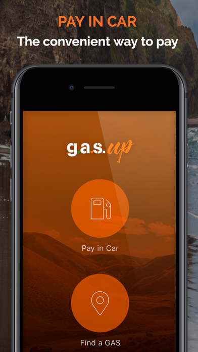 GAS UP at g.a.s screenshot four
