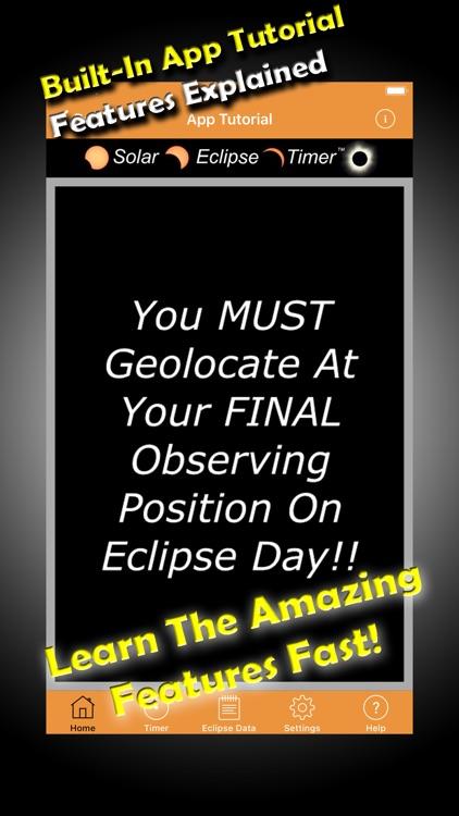 Solar Eclipse Timer screenshot-7