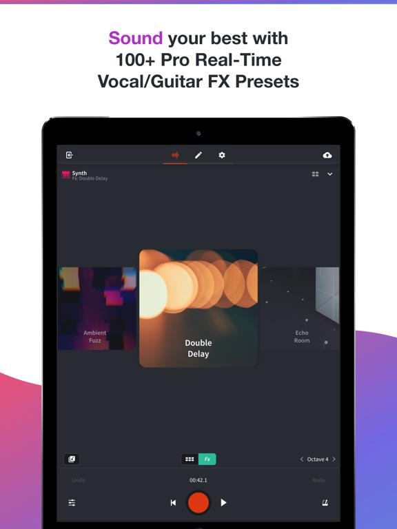 iPad Image of BandLab – Music Making Studio