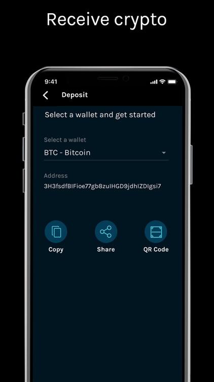 TenX - Buy Bitcoin & Card screenshot-5