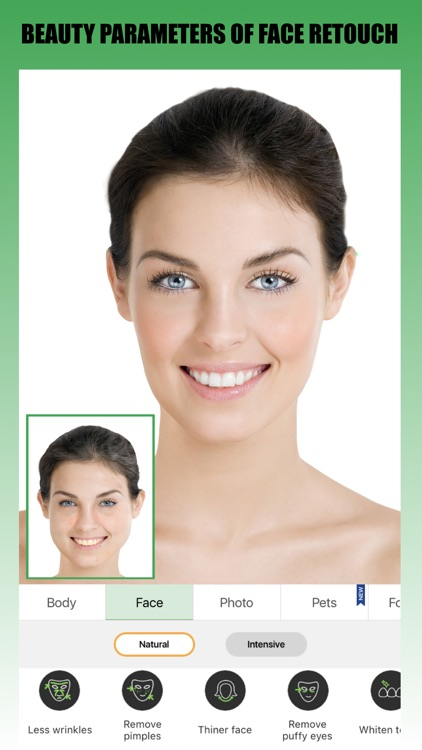 Retouch Me: Face & Body Editor