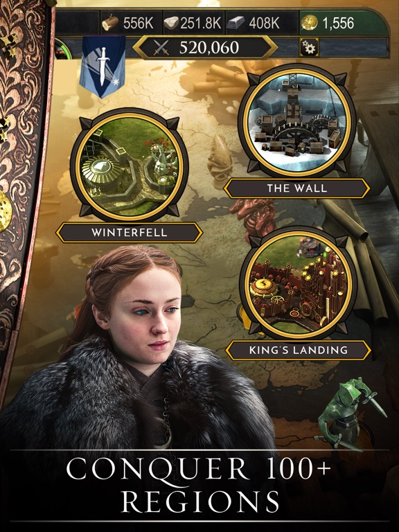 Game of Thrones: Conquest™ by Warner Bros  (iOS, United