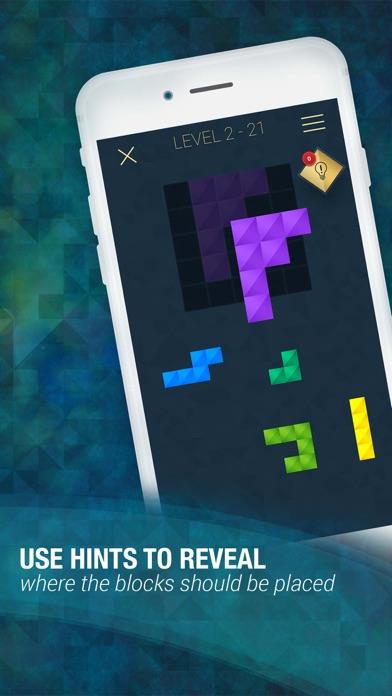 Infinite Block Puzzle screenshot 2