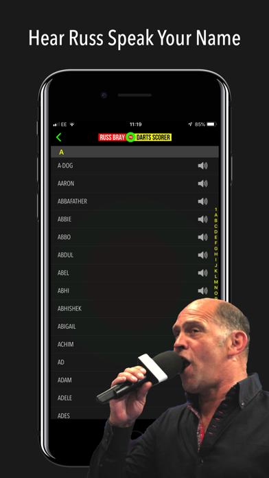 Russ Bray Darts Scorer Pro screenshot three
