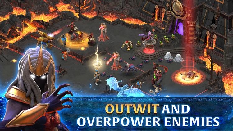 Arcane Showdown - Battle Arena screenshot-4