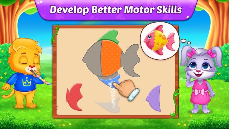 Puzzle Kids - Jigsaw Puzzles screenshot-4
