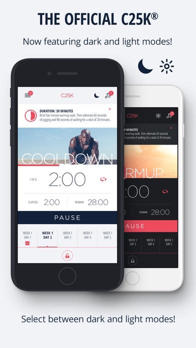 C25K® 5K Trainer Pro app image