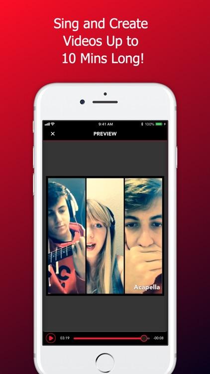 Acapella from PicPlayPost screenshot-0