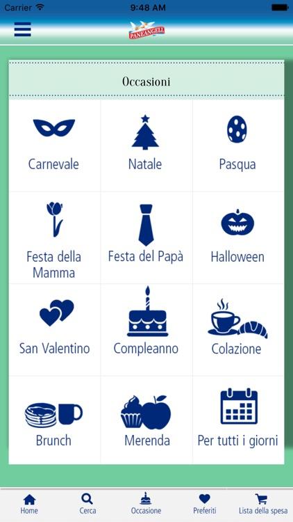 RICETTARIO PANEANGELI screenshot-3