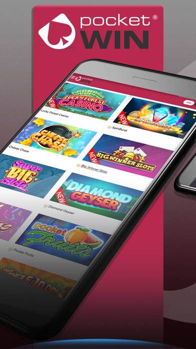 Download Pocketwin App