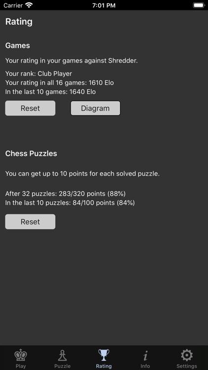 Shredder Chess Lite screenshot-3