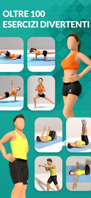 app di allenamento per la perdita di peso per iphone