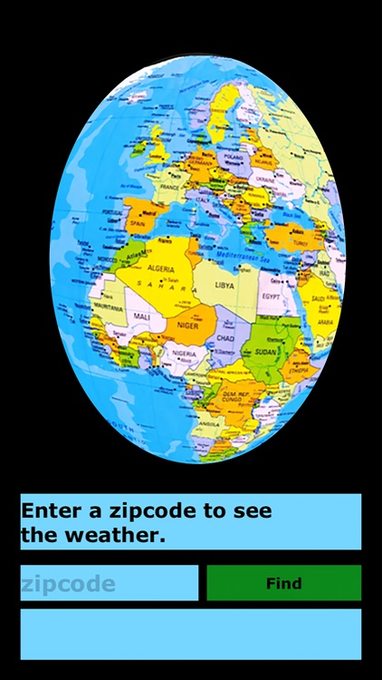 Rotating Globe screenshot-4