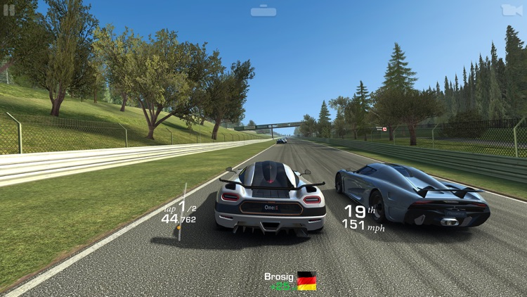 Real Racing 3 screenshot-3