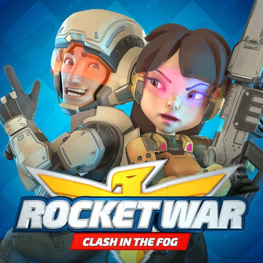 Rocket War: Clash in the Fog iOS Hack Android Mod