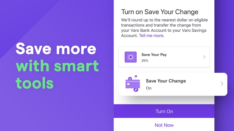 Varo: Mobile Banking & No Fees