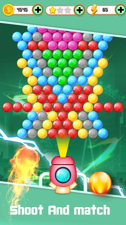 Classic Bubble Pop Puzzle screenshot-4