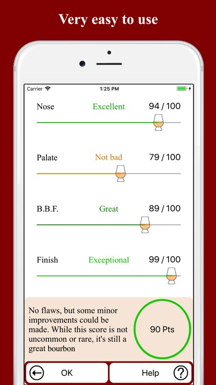 Bourbon Tasting screenshot-7