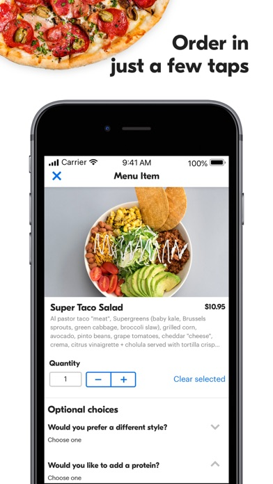 download Grubhub: Local Food Delivery apps 4