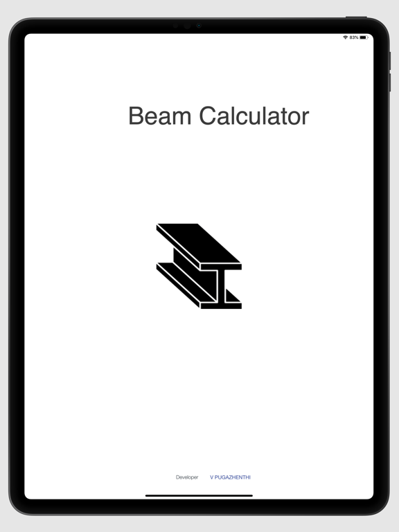 Beam Calculator lite-ipad-0