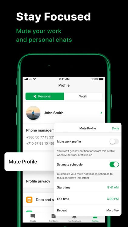 Chapp - Private Messenger screenshot-4