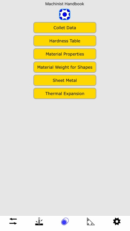 Machinist Handbook - The App