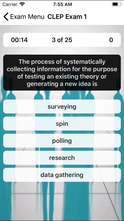 CLEP Sociology Prep 2020 screenshot-5
