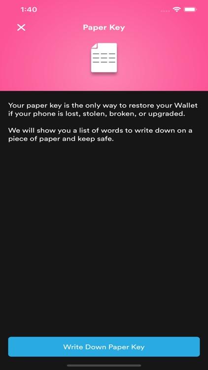 Bitcoin Wallet - Maks screenshot-4