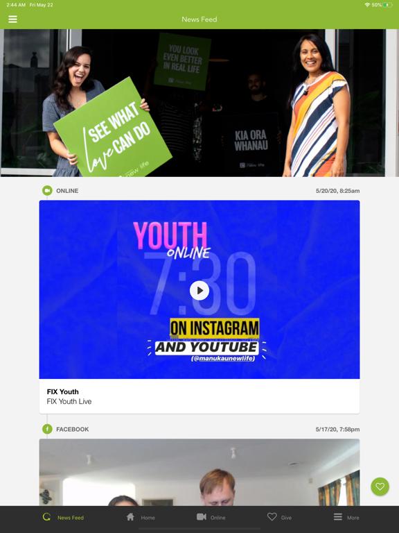 Manukau New Life Church App screenshot 5