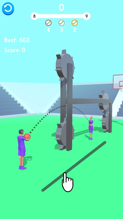 Ball Pass 3D screenshot-4