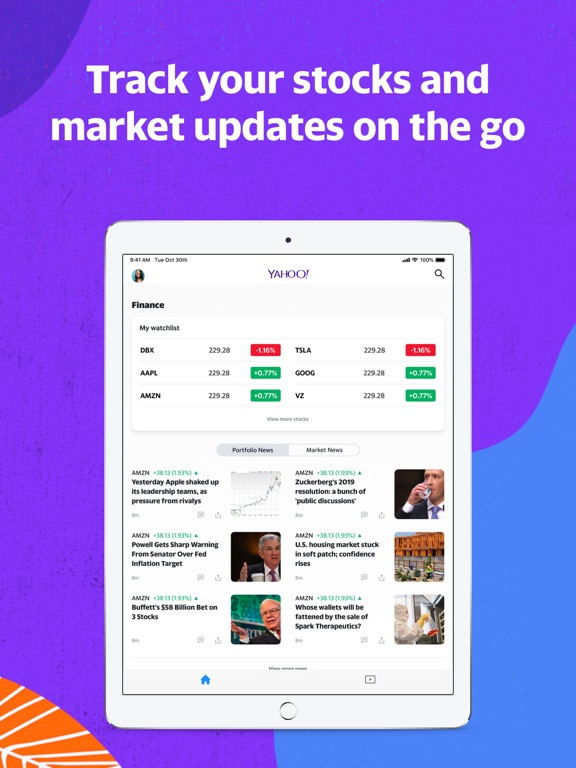 Yahoo - News, Mail, Sports screenshot 8