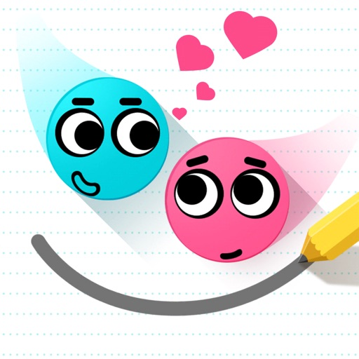 Love Balls app for iphone