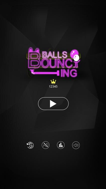 Bouncing Ball: Color Jump Roll screenshot-4
