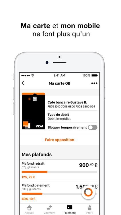 Orange Bank screenshot-3