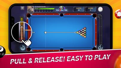 Real 8-Ball Pool screenshot 1
