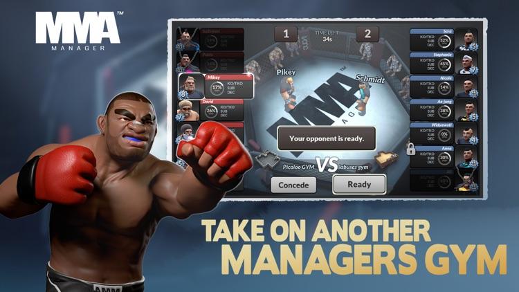 MMA Manager 2021 screenshot-6