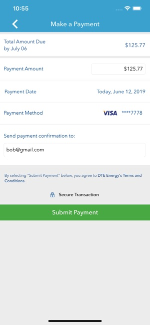 DTE Energy on the App Store on