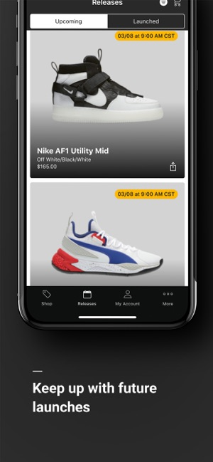 Foot Locker: Shop New Releases on the App Store