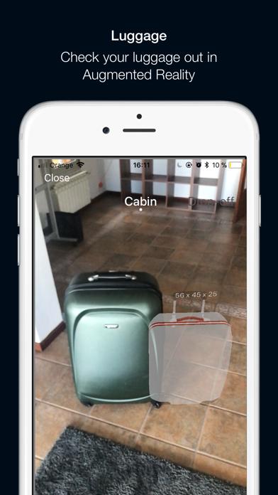 App in the Air Screenshot