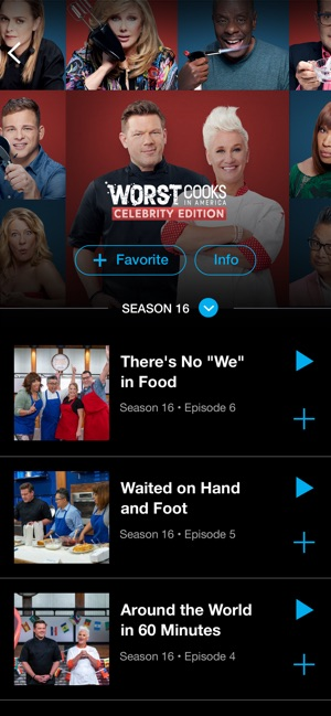 Food Network: 10K+ TV Episodes on the App Store