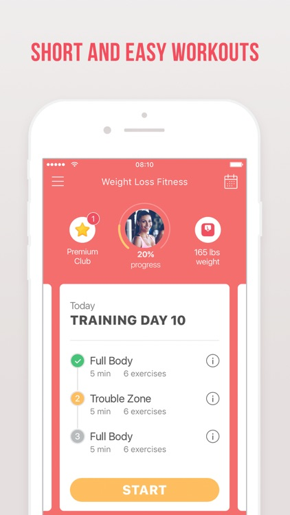 Weight Loss Fitness by Verv