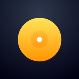Ícone do app djay - DJ App & Mixer