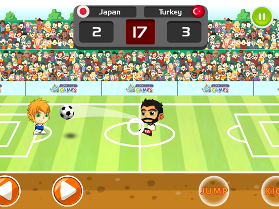 ヘッドサッカー トーナメント - オンラインシーズンのおすすめ画像1