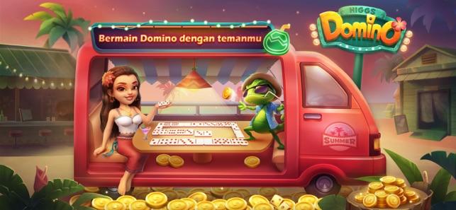 Higgs Domino Gaple Qiu Qiu On The App Store