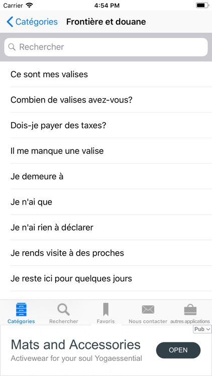 French to Spanish Phrasebook