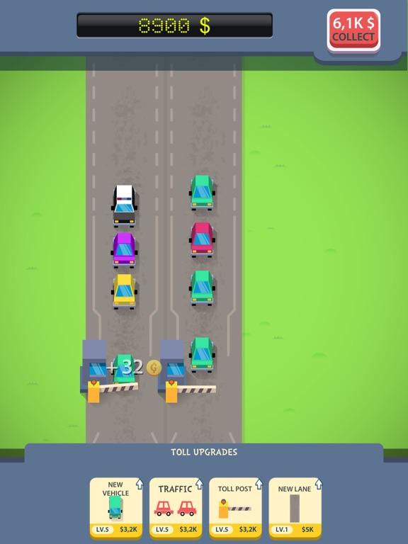 Idle Toll screenshot 7