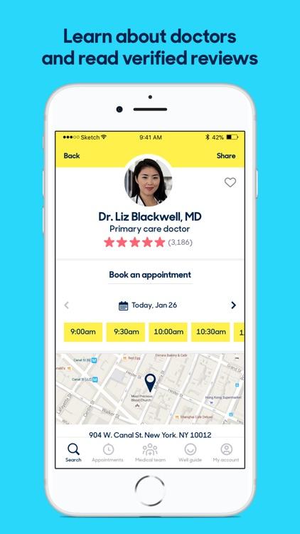 Zocdoc: Find Local Doctors screenshot-3